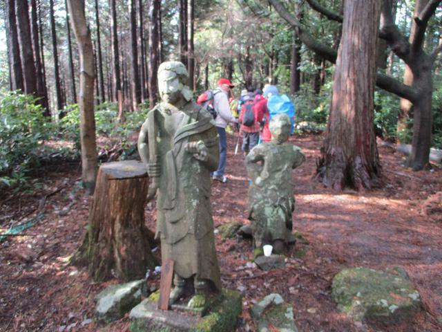 画像4: 12月23日に山旅会 鐘ヶ岳 の2回目のツアーに行ってきました!