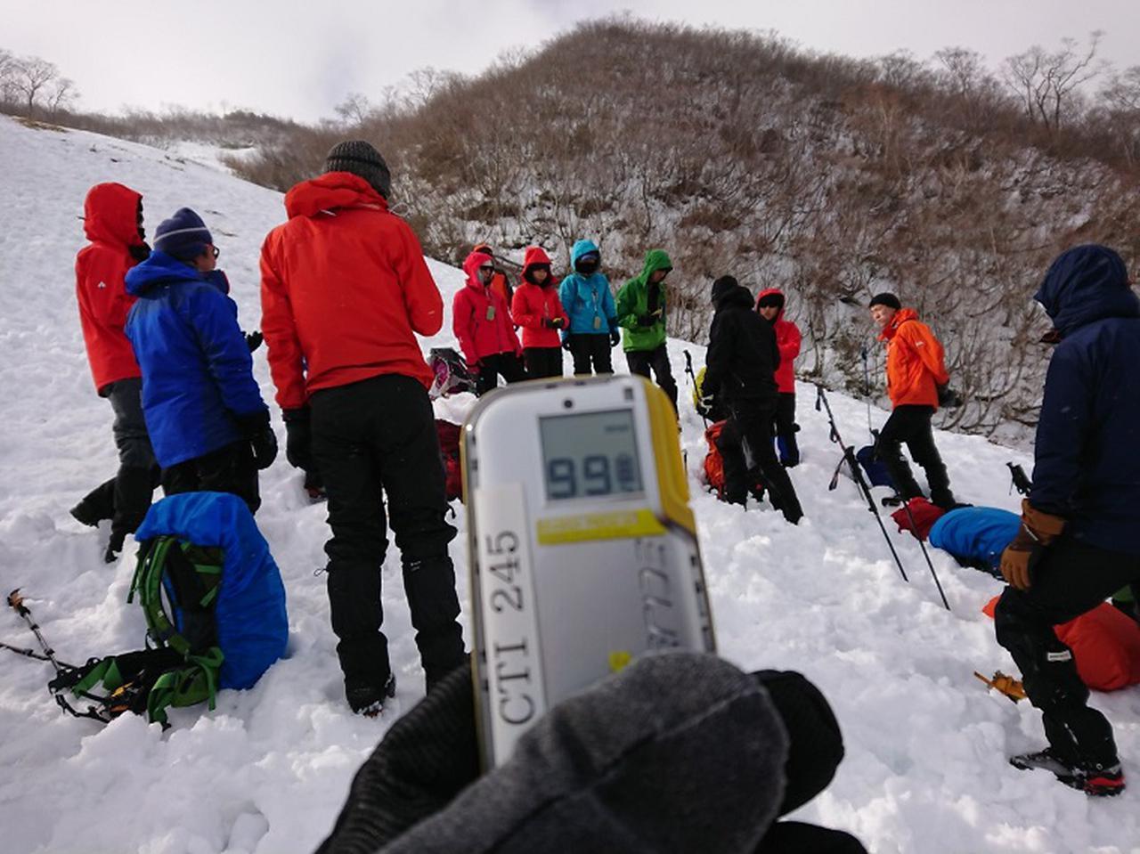 画像3: 登山ツアー添乗員の雪山研修にいってきました!