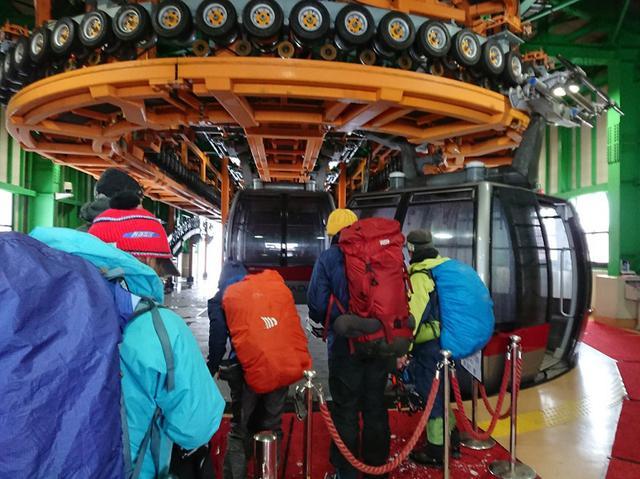 画像7: 登山ツアー添乗員の雪山研修にいってきました!