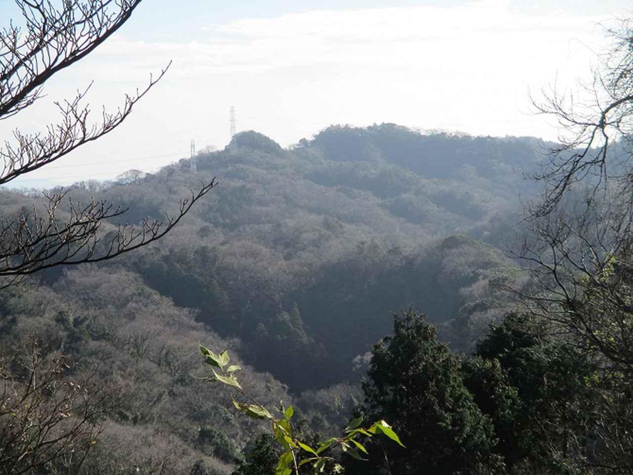 画像12: 1月の山旅会現地集合ツアー 「阿部倉山から二子山」 ツアーの下見に行ってきました!