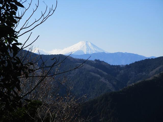 画像4: 1月3日と4日に山旅会現地集合 「駒木野から八王子城址」 ツアーに行ってきました!