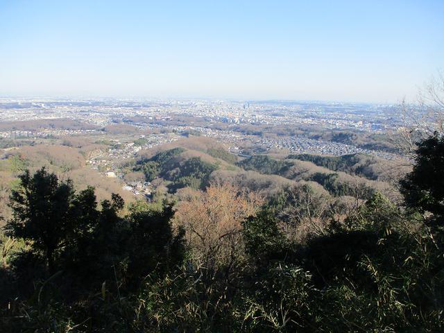 画像8: 1月3日と4日に山旅会現地集合 「駒木野から八王子城址」 ツアーに行ってきました!