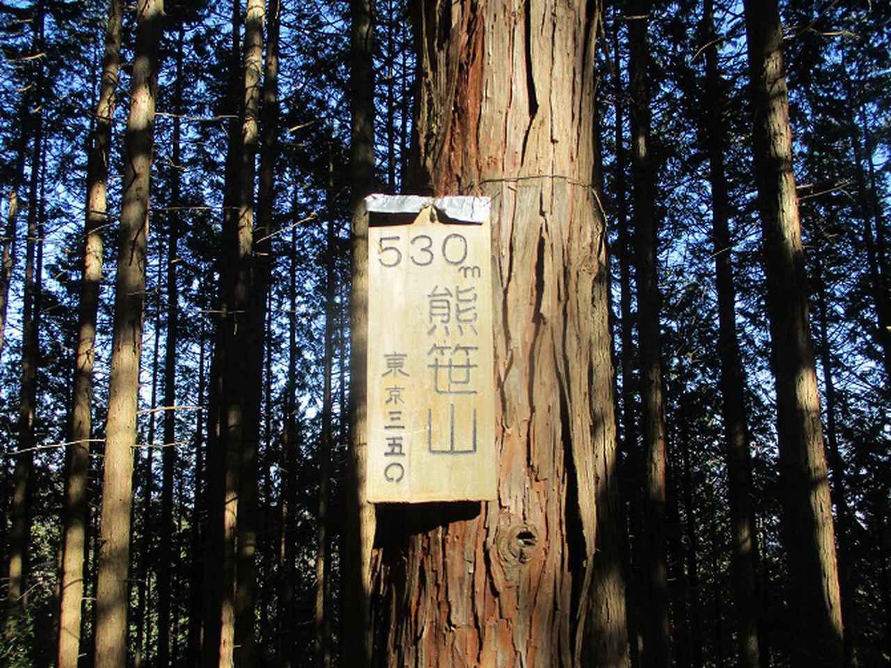 画像3: 1月3日と4日に山旅会現地集合 「駒木野から八王子城址」 ツアーに行ってきました!