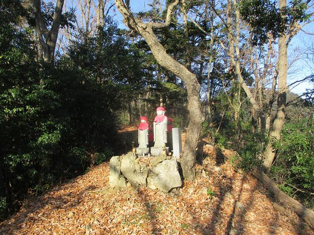 画像1: 1月3日と4日に山旅会現地集合 「駒木野から八王子城址」 ツアーに行ってきました!
