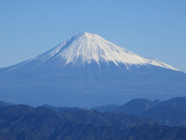 画像10: 1月の山旅会 「満観峰」 と 「満観峰から丸子富士」 ツアーの下見に行ってきました!
