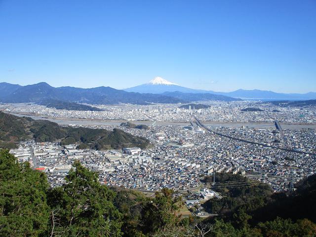 画像7: 1月の 「満観峰から丸子富士」 ツアーの下見に行ってきました!