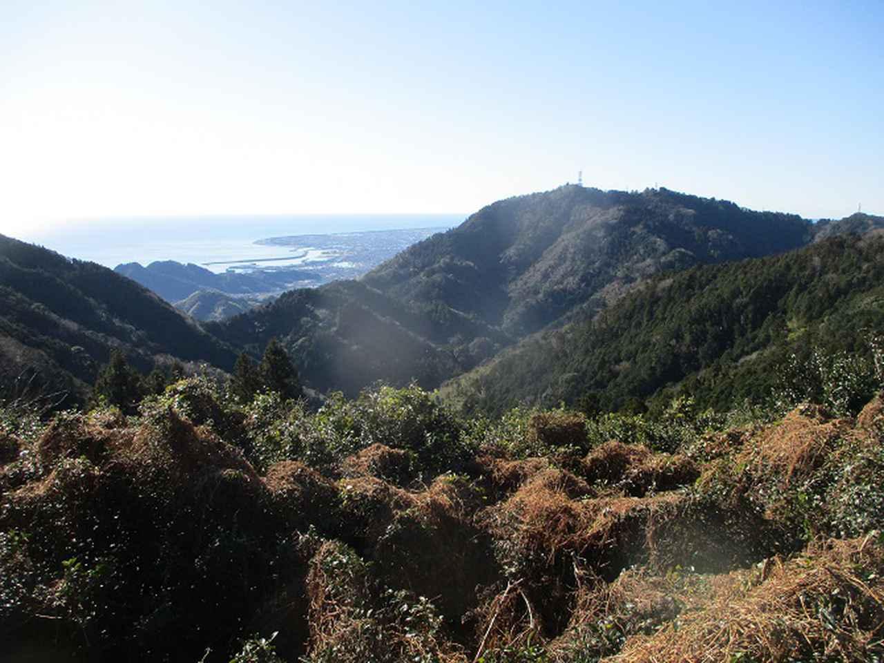 画像7: 1月の山旅会 「満観峰」 と 「満観峰から丸子富士」 ツアーの下見に行ってきました!