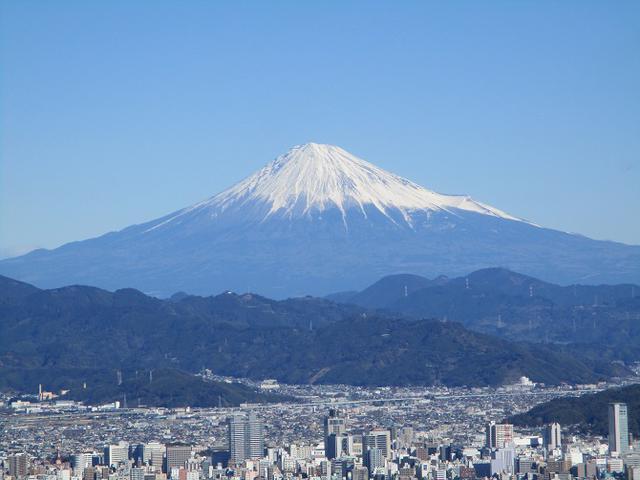 画像8: 1月の 「満観峰から丸子富士」 ツアーの下見に行ってきました!