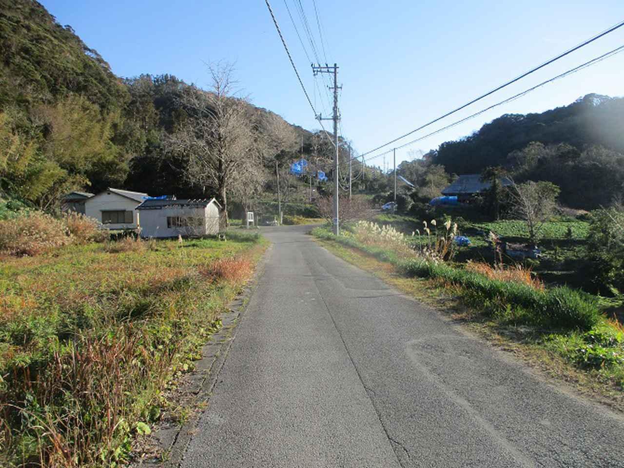 画像1: 1月の山旅会 「をくずれから津森山」 ツアーの下見に行ってきました!