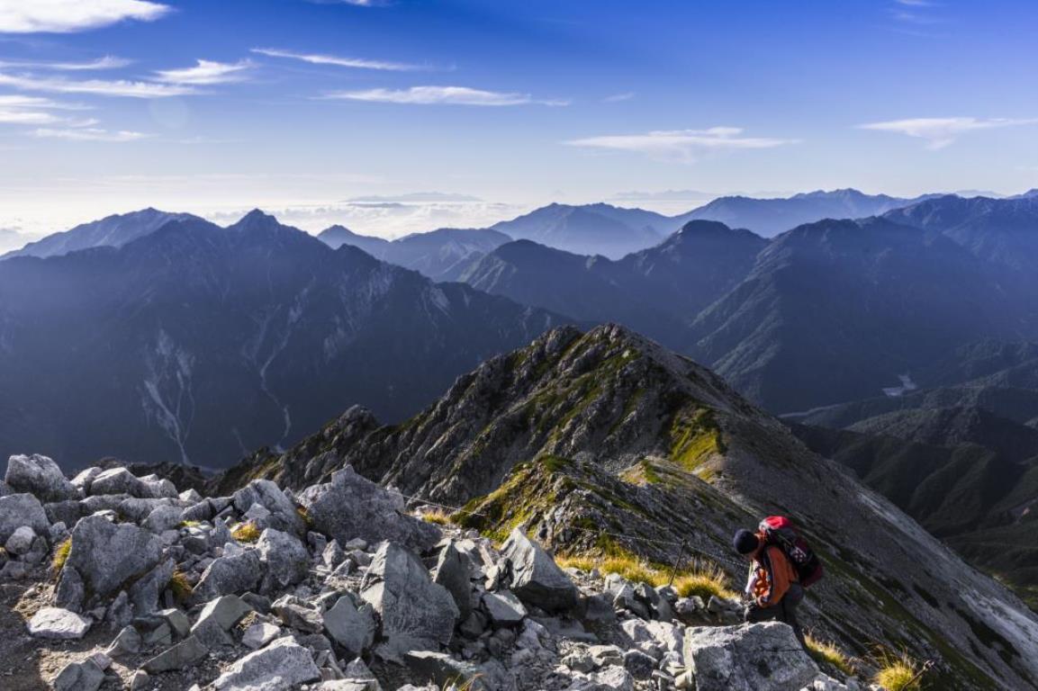 画像: 3000m峰21座を目指すシリーズ(第5~8回) クラブツーリズム