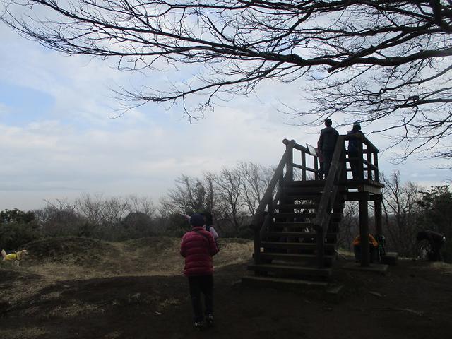 画像9: 1月11日に山旅会現地集合 阿部倉山から二子山 ツアーに行ってきました!