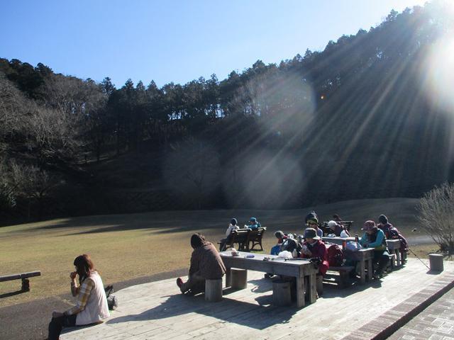 画像13: 1月21日に岡田ガイドのコースで 丹沢白山 へ行ってきました♪