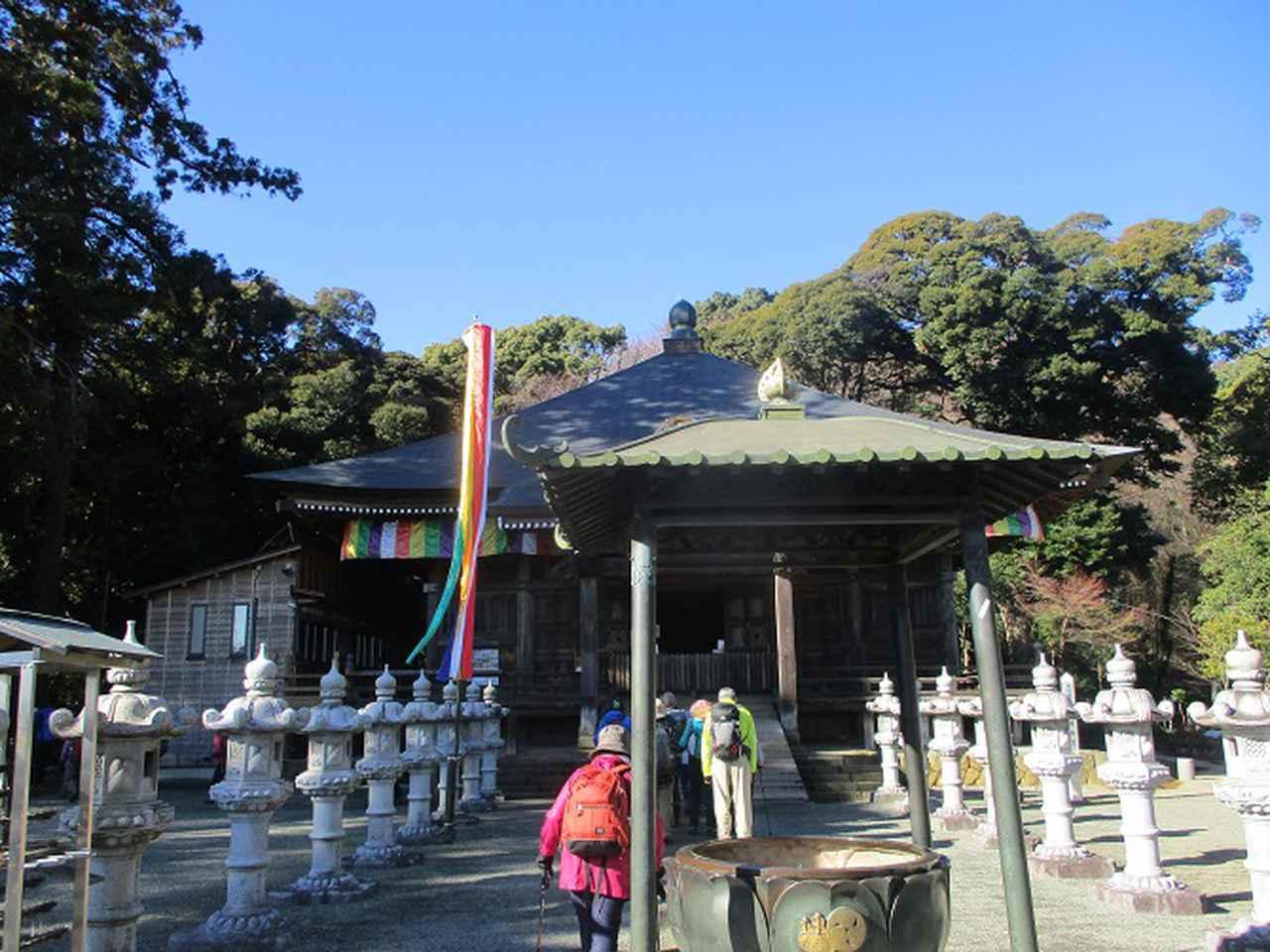 画像3: 1月21日に岡田ガイドのコースで 丹沢白山 へ行ってきました♪
