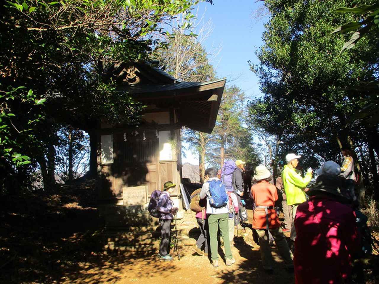 画像6: 1月21日に岡田ガイドのコースで 丹沢白山 へ行ってきました♪