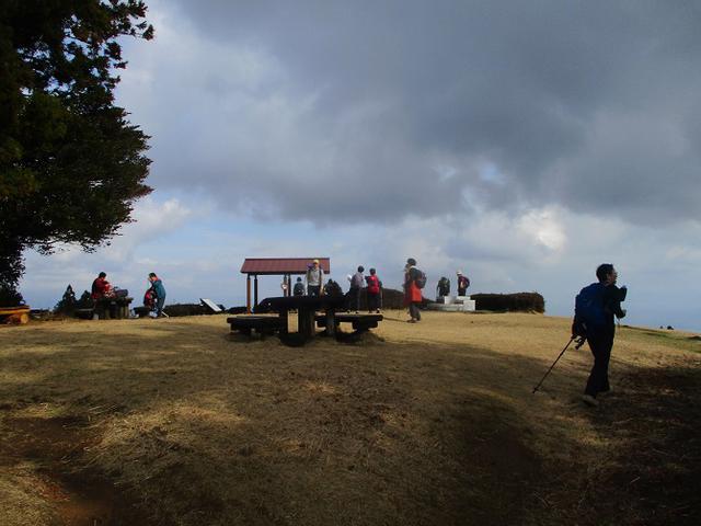 画像7: 1月24日に山旅会 満観峰 ツアーに行ってきました!