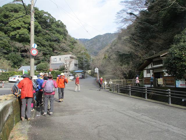 画像1: 1月24日に山旅会 満観峰 ツアーに行ってきました!
