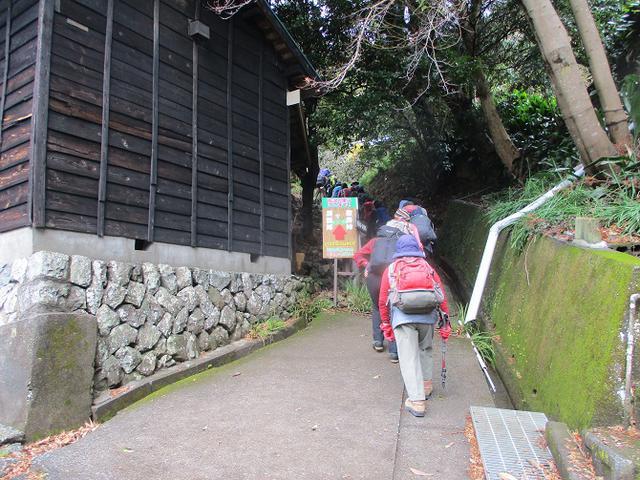 画像3: 1月24日に山旅会 満観峰 ツアーに行ってきました!
