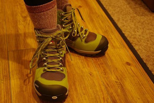 画像: 登山靴