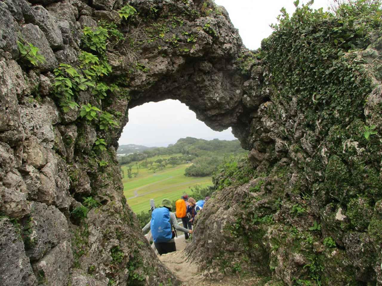 画像7: 岡田ガイドのコースで1月29日から31日に 沖縄 へ行って来ました♪