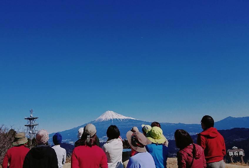 画像5: 2月11日に宮下ガイドのコースで 浜石岳 へ行って来ました♪