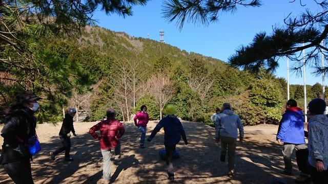 画像1: 2月11日に宮下ガイドのコースで 浜石岳 へ行って来ました♪