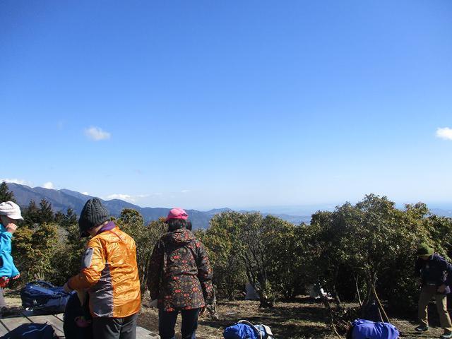 画像5: 2月17日に山旅会 シダンゴ山 ツアーにいってきました!