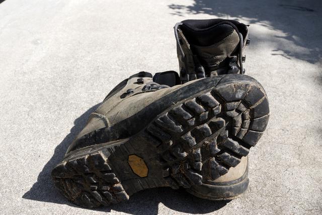 画像: ソールとは靴底のことを指します