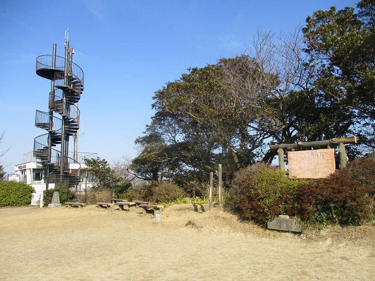 画像5: 3月の山旅会 大楠山から衣笠城跡 ツアーの下見に行ってきました!