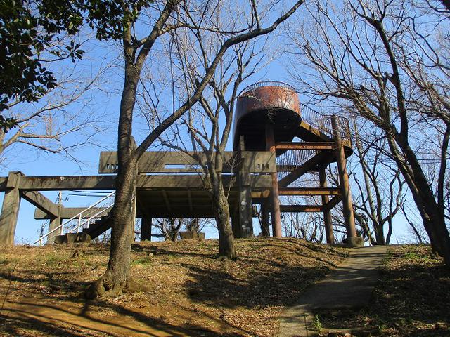 画像11: 3月の山旅会 大楠山から衣笠城跡 ツアーの下見に行ってきました!