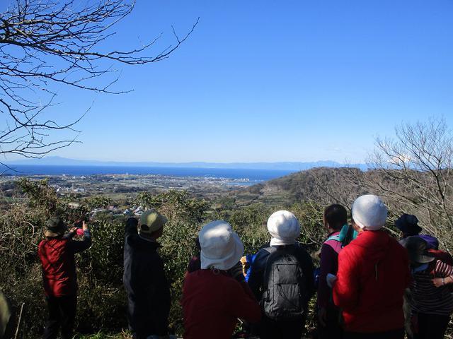 画像5: 2月18日に岡田ガイドのコースで 三浦富士 へ行って来ました♪