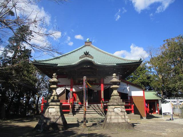 画像12: 2月18日に岡田ガイドのコースで 三浦富士 へ行って来ました♪