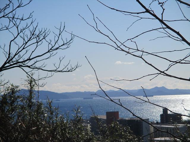 画像1: 2月18日に岡田ガイドのコースで 三浦富士 へ行って来ました♪