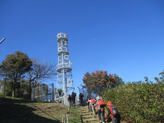 画像10: 2月18日に岡田ガイドのコースで 三浦富士 へ行って来ました♪