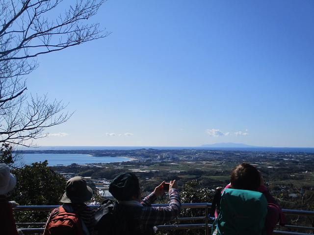 画像7: 2月18日に岡田ガイドのコースで 三浦富士 へ行って来ました♪