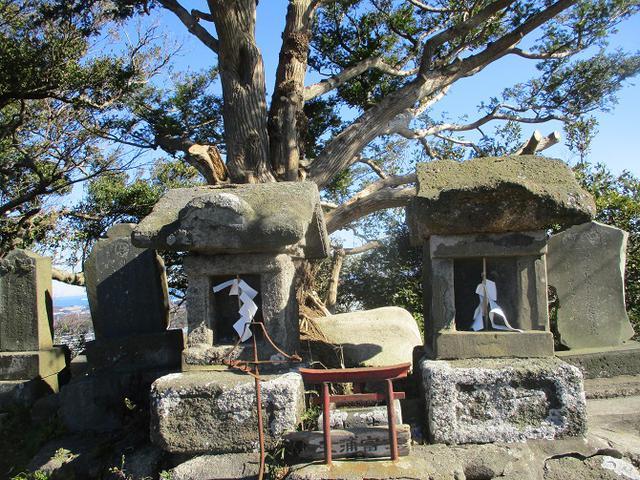 画像4: 2月18日に岡田ガイドのコースで 三浦富士 へ行って来ました♪