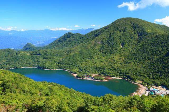 画像: 赤城山最高峰・黒檜山