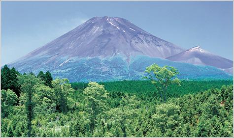 画像: 富士山
