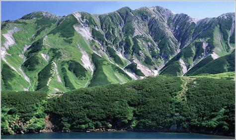画像: 立山