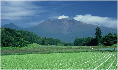 画像: 浅間山
