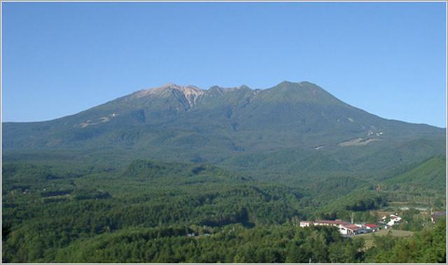 画像: 御嶽山