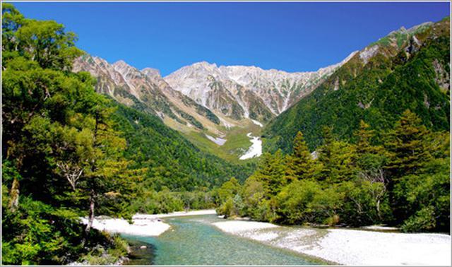 画像: 穂高岳