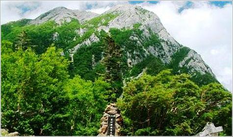 画像: 甲斐駒ヶ岳