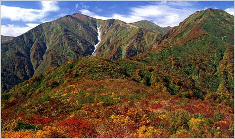 画像: 朝日岳【あさひだけ】山形県