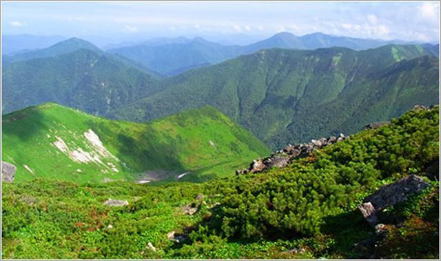 画像: 幌尻岳【ぽろしりだけ】北海道