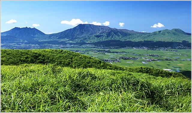 画像: 阿蘇山【あそさん】熊本県