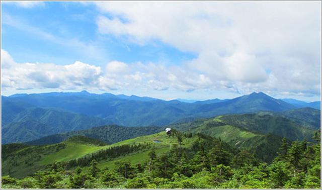 画像: 会津駒ヶ岳【あいづこまがたけ】福島県