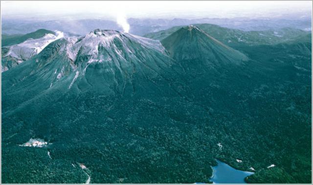 画像: 阿寒岳【あかんだけ】北海道