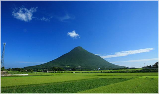 画像: 開聞岳【かいもんだけ】鹿児島県