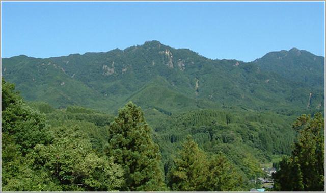画像: 祖母山【そぼさん】大分県・宮崎県