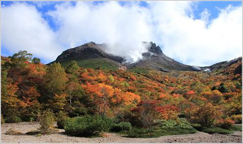 画像: 那須岳【なすだけ】福島県・栃木県